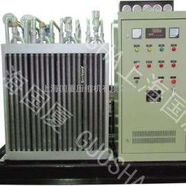 430公斤压力空压机 43兆帕空气压缩机 43MPA