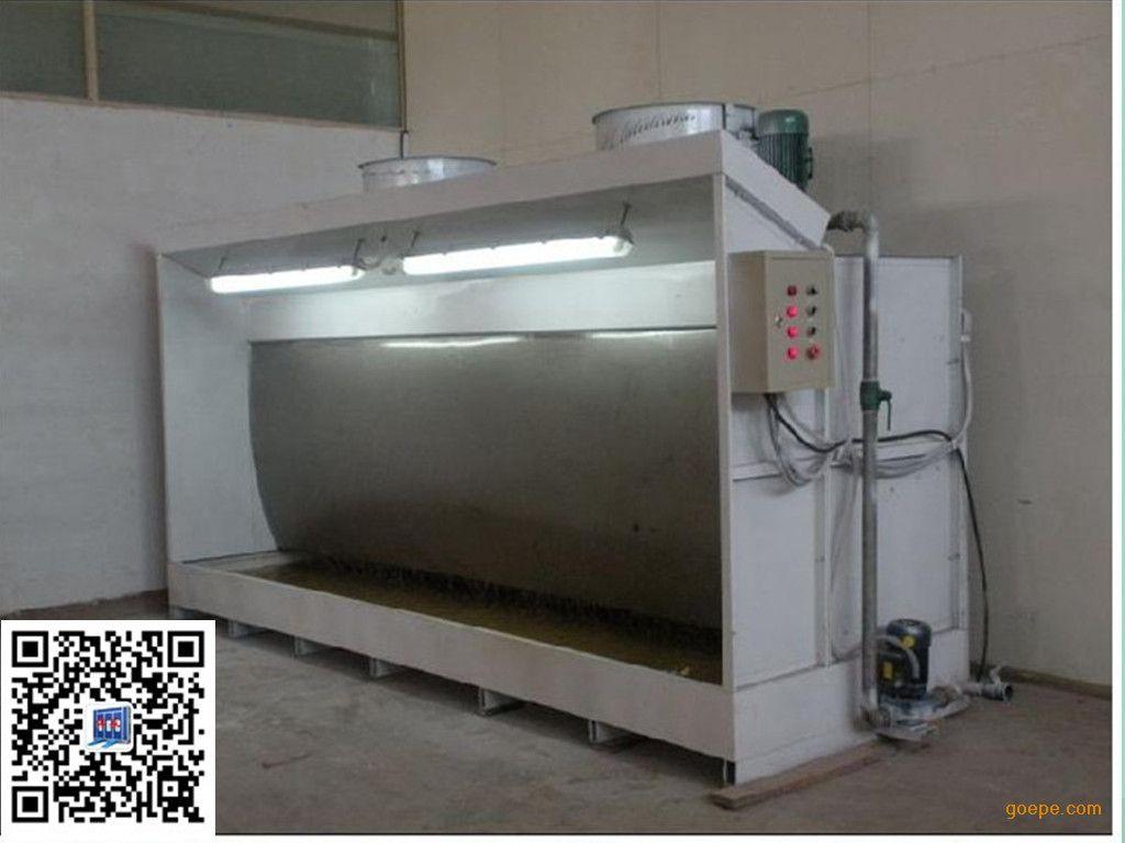 水帘机主要用于各行业的喷漆房及喷漆流水线车间作业