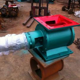 河北生产YJD16型星型卸料器参数方口卸料器不锈钢卸料器厂家