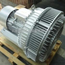 5.5KW多段高压风机-5.5KW双段式旋涡气泵