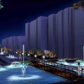 高效景观水处理工程