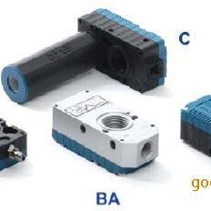 VTEC真空发生器型号VTM20-C噪音小吸力大真空发生器