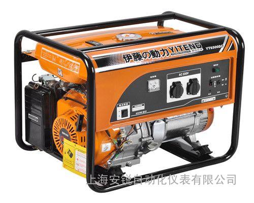 上海伊藤动力5KW小型汽油发电机YT6500DC