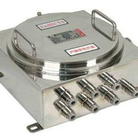 防爆接线箱 防爆不锈钢接线箱BJX8030