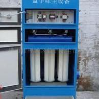 脉冲滤筒式除尘器,节能环保,优质高效滤筒除尘器-正蓝环保