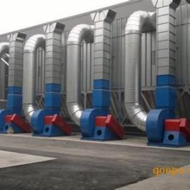 中央除尘,方便高效,整洁的除尘系统首选正蓝环保中央除尘设备