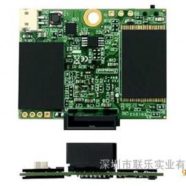 厂家直销工业级SATA DOM,电子盘,创见7Pin