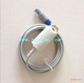 深圳威浩康血氧探头 威浩康6000C监护仪血氧探头 指夹式