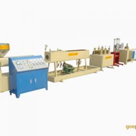 塑料管材挤出机*PVC*PE管材生产线
