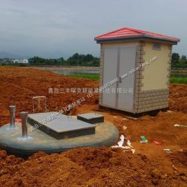 海南省一体化预制泵站