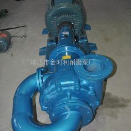 无泄露压滤机入料泵   密封不泄露的高压泵