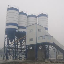 北京HZS180白灰拌站/白灰拌和机/白灰型材机