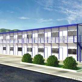 井岸活动板房,井岸集装箱房,彩钢活动房,搭轻钢集装箱板房