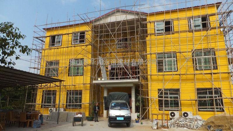 轻钢别墅价格美好,轻钢木屋集成装修无甲醛,环保绿色装配式别墅