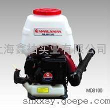 MD6026背负式机动喷雾喷粉机