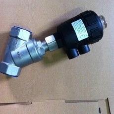 气动内螺纹角座阀 不锈钢角座阀 DN15-65
