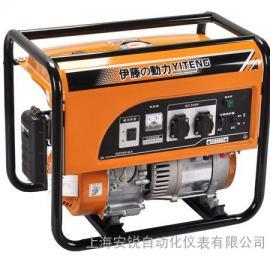 上海伊藤动力3KW小型汽油发电机