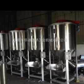 不锈钢混料机厂家、烘料大型搅拌机