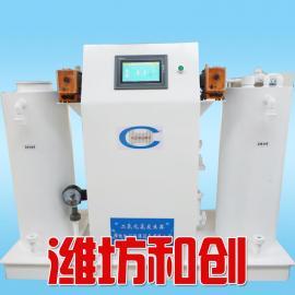 HCFB-Y 二氧化氯发生器800g/h 化学法复合型