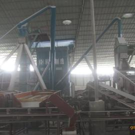 广西除尘器厂家-塑烧板(烧结板)脉冲分室逐排清灰袋式除尘器