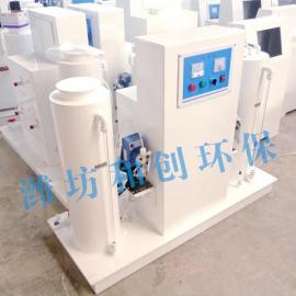 甘肃复合型二氧化氯发生器设备安装/甘肃现货二氧化氯发生器厂家
