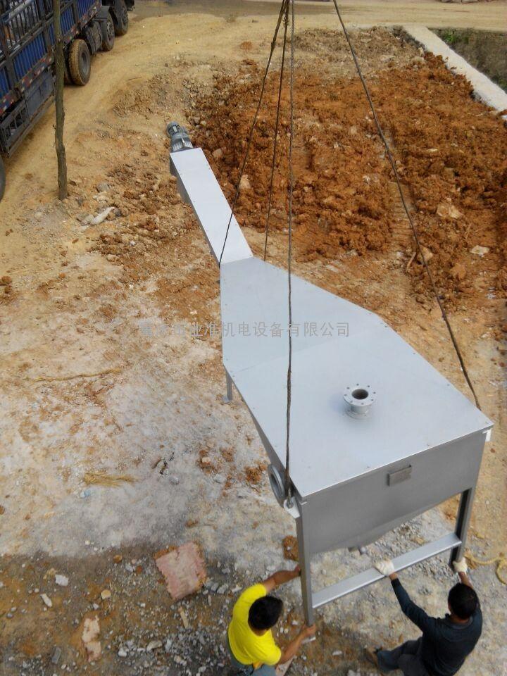 2018污水处理厂用砂水分离器,厂家直接生产、操作简单