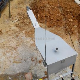 哪家螺旋式砂水分离器质量好?重庆市沃利克环保设备有限公司