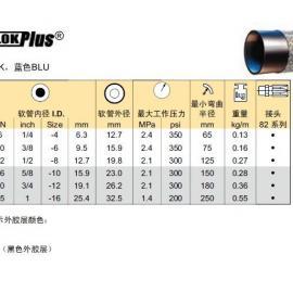长期现货供应原装派克低压系列软管801软管