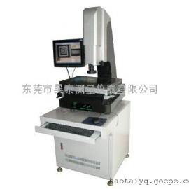 东莞手动二次元影像测量仪