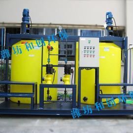 絮凝剂聚合氯化铝加药装置/聚化铝投加装置生产厂家