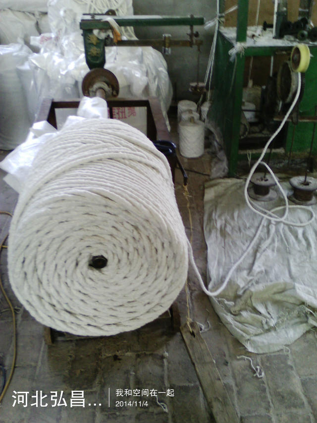西安陶瓷纤维绳-渭南陶瓷纤维盘根-陶瓷纤维方编绳绳厂家直销