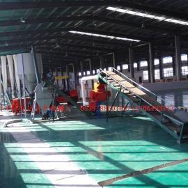 ?#21830;?#29627;璃粉末粉碎筛选包装生产线工艺流程自动化电气控制自动化