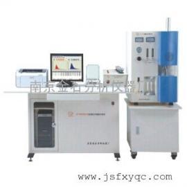 高品质钢管分析仪|钢管材质化验仪器|高频碳硫红外多元素分析仪