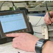 USM 36超声波探伤仪