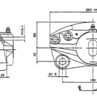液压制动器,油压刹车,DBM油压刹车