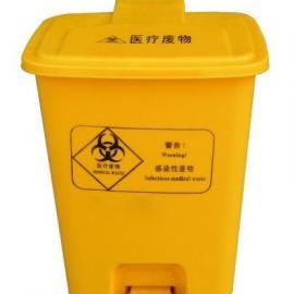 医院专用垃圾桶,薄型的30L脚踩垃圾桶,塑料包装制品