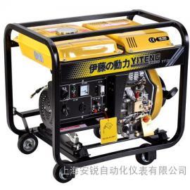 武汉5千瓦小型静音柴油发电机