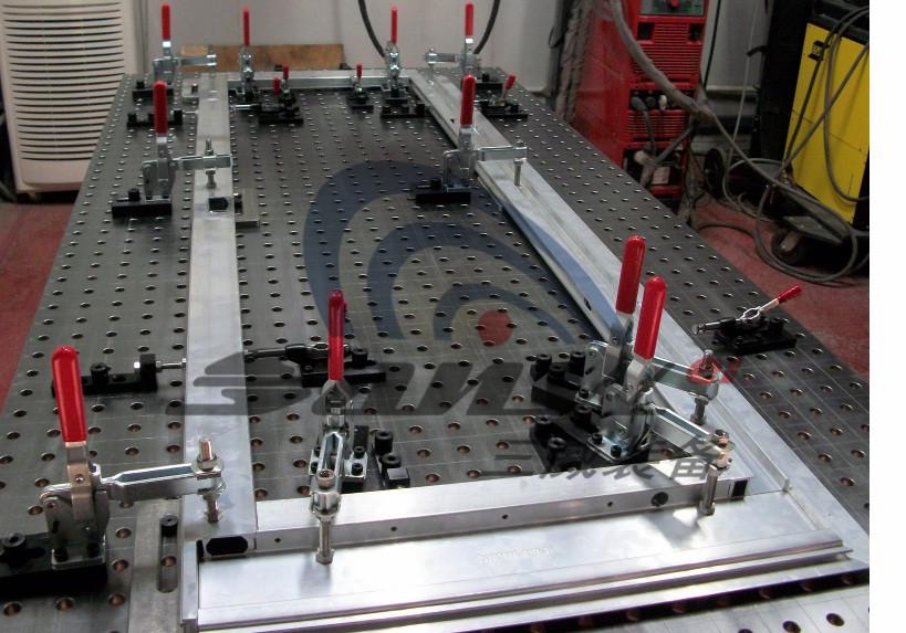 汽车白车身焊装夹具设计分析