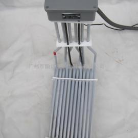 供应翰运强碱溶液电镀处理专用铁氟龙加温管