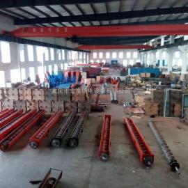 重庆螺旋输送机生产厂家车间图