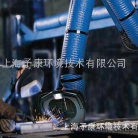 抽排臂 NEX HD重型焊烟抽吸臂 大口径万向吸气臂 万向吸风罩