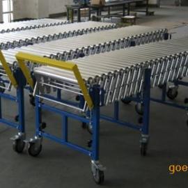 昱音滚筒输送机-上海无动力滚筒输送机厂家