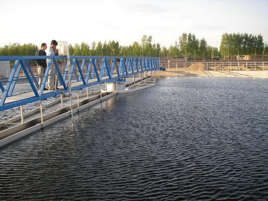 中心传动刮吸泥机(全桥式 单管半桥式)