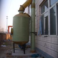 橡胶尾气处理设备-活性炭吸附塔