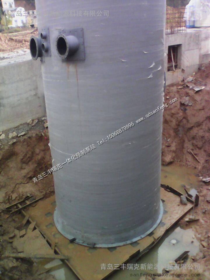 谷瀑环保设备网 生活污水处理工程 青岛三丰瑞克新能源科技有限公司