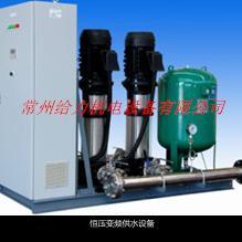 江苏上海苏州立式恒压变频供水设备/变频供水设备/供水设备生产厂