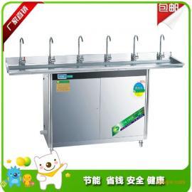 厂家直销2014款商用不锈钢全自动电开水机温热型供200人