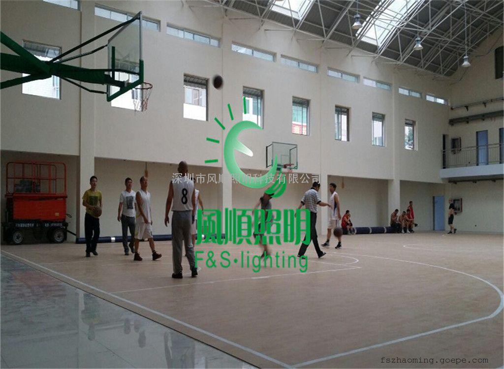 室内led篮球场馆照明/室内led球场灯/室内篮球场专用