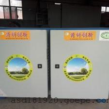 青岛低空排放油烟净化器、高压静电油烟净化器、烧烤油烟净化器厂