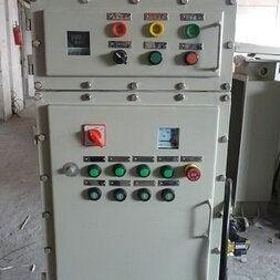 非标移动式变频防爆箱 BQX52防爆变频调速箱